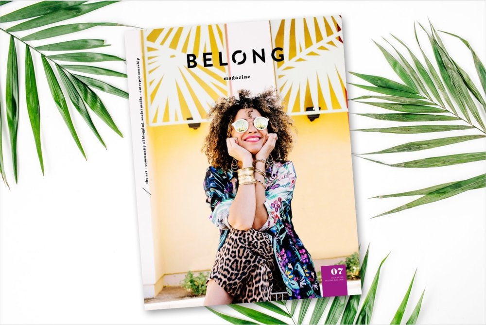 Belong Magazine ISSUE 07