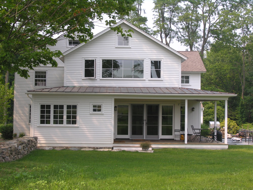 New Milford Residence- South Elevation.JPG