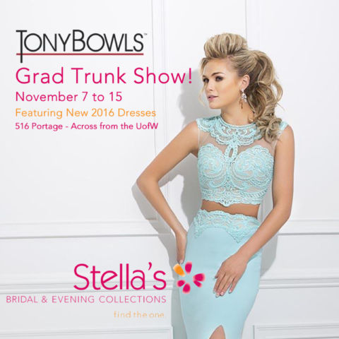 df86e2be148 Featuring Dozens of Amazing New Grad Dresses from America s Top Designer!  Find the One at Stella s Bridal!