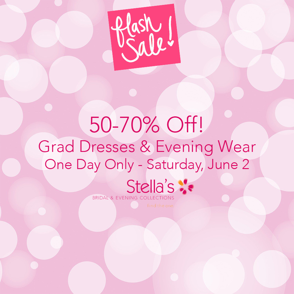 Grad Dress Sale Evening Wear Sale