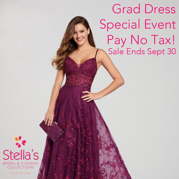 Grad Dress Special Event