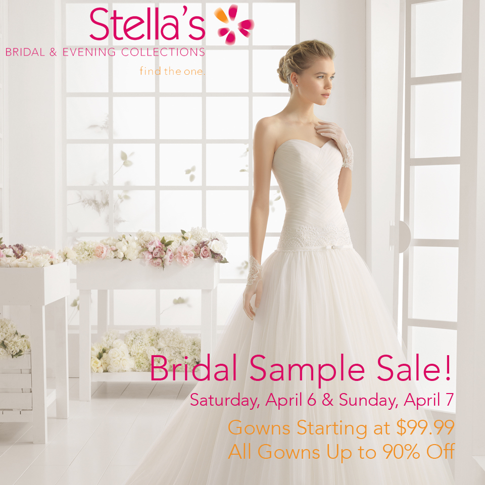 Stella S Bridal Evening Collections Winnipeg Wedding Gowns Grad