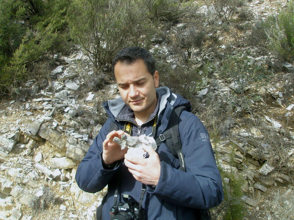 José is a great enthusiast of the wildlife of the Soria Highlands.