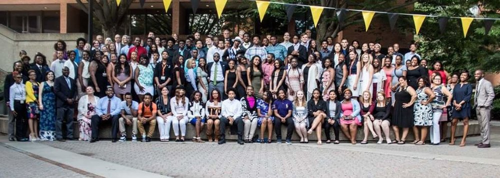 Summer Leadership Training at the University of Maryland - Baltimore County.