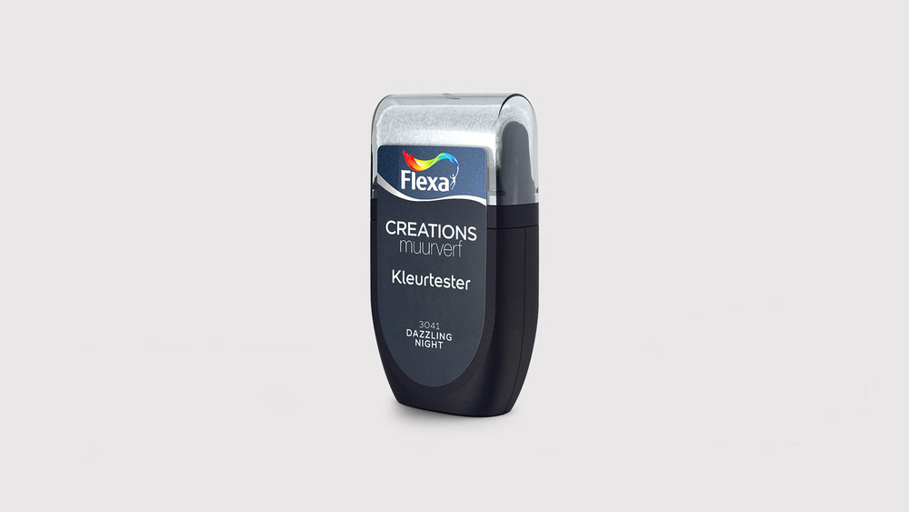 Dulux / Flexa Paint Colour Tester