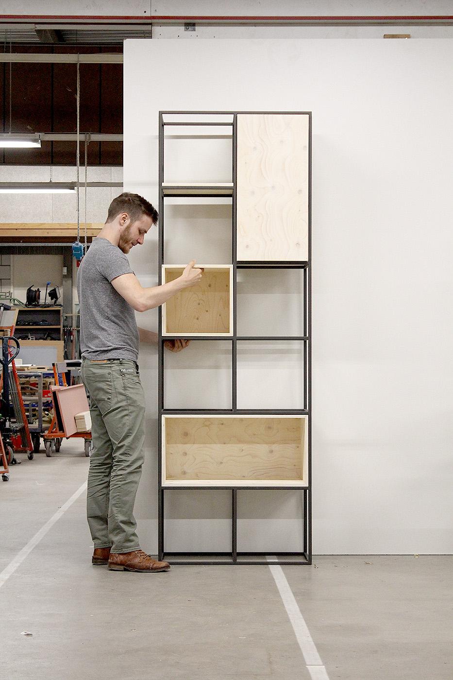Light Plywood | From the Van Vliet workshop photo series