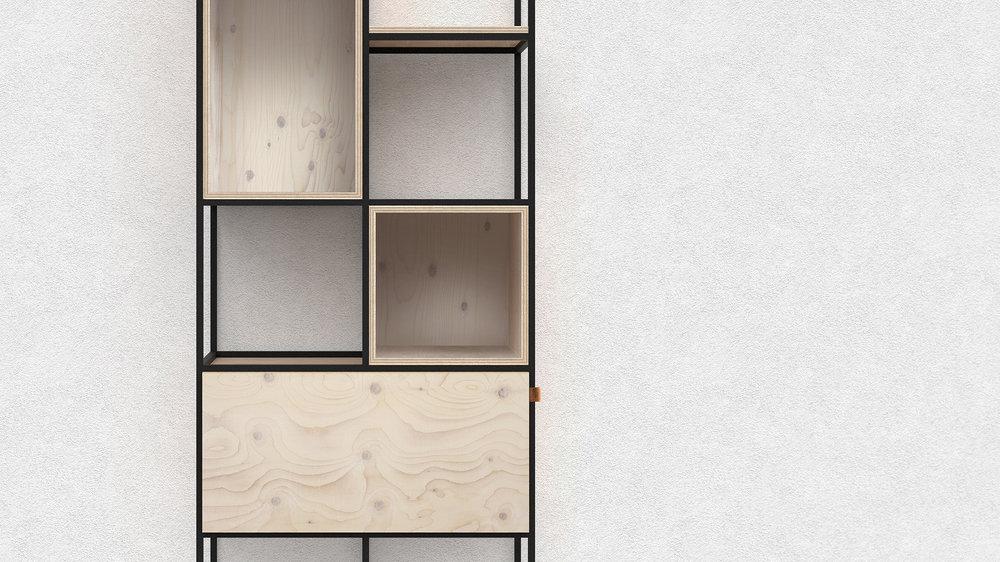 KABINET ||Inspiration furniture by Sikko Valk & Remko Verhaagen