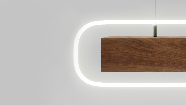 HALO || Pendant light by Sikko Valk,for the SIGU collection,