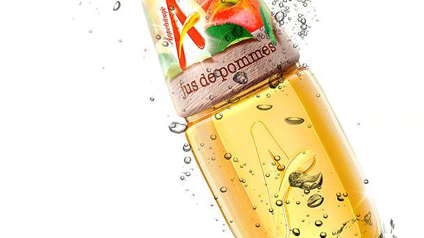 Appelsientje || Juice Bottle Design