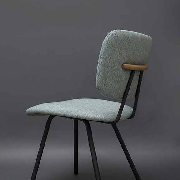 Exsta || Chair S084, armless version of Chair S085