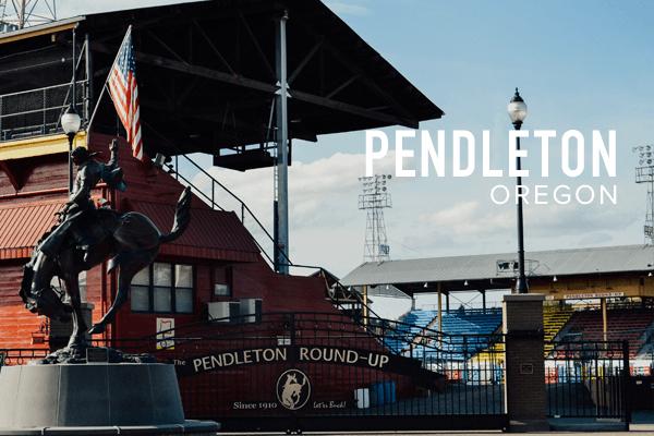 Pendleton Oregon