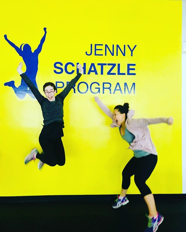 Wow! Holy crap this place is amazing! @jennyschatzle I was so freaking inspired by your TedTalk that I knew I had to check out your program while visiting my family in Santa Barbara! Your team is seriously awesome and they bring so much great energy to the workout! We had a blast 💕💕💕💕💕💕 Thank you!!! I absolutely loved the energy of the staff and all my workout buddies! @jennyschatzle This places is freaking AMAZING!