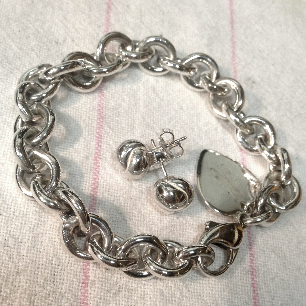 Sterling Silver - After