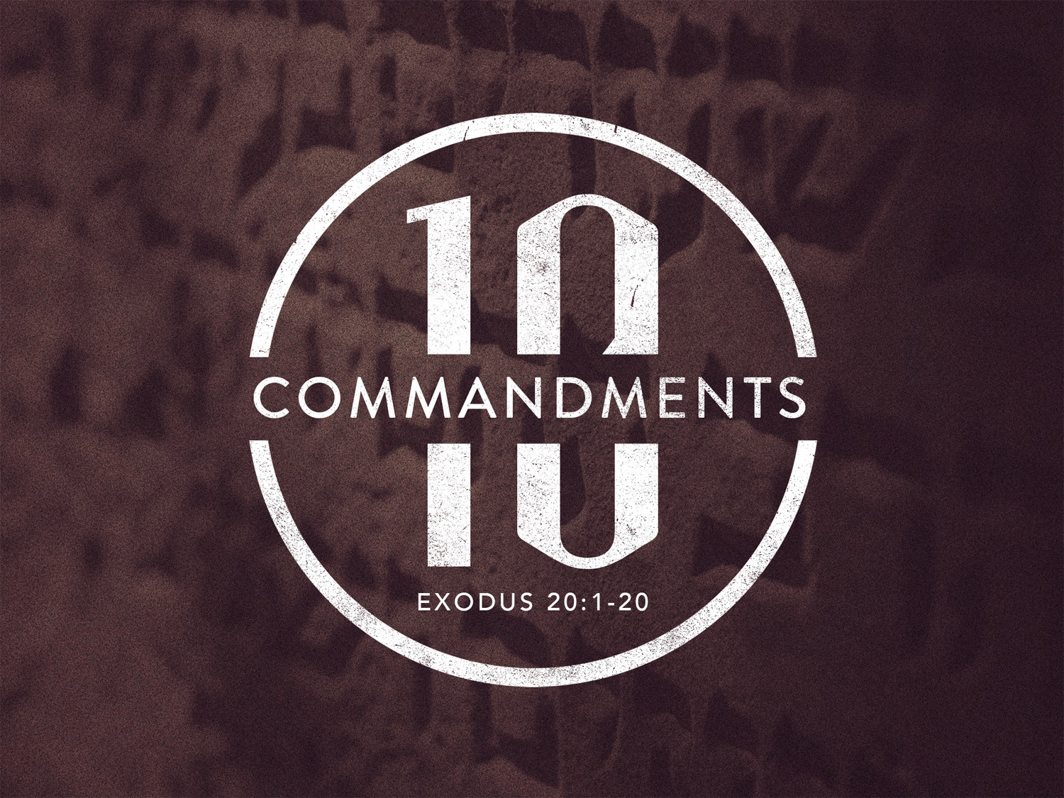 10 Commandments A New Way to Love — LifeSpring Covenant Church