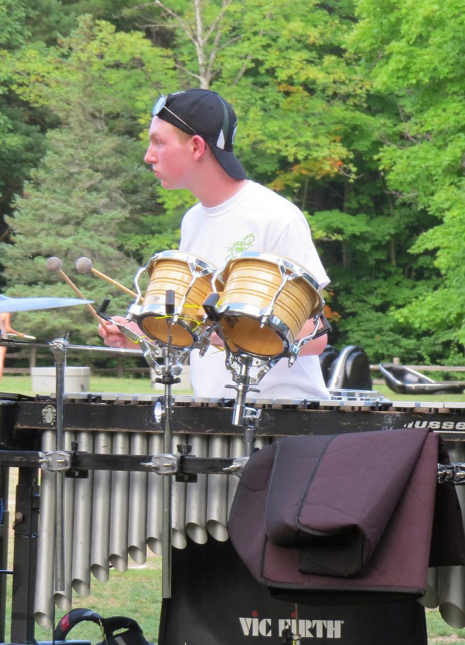 Dave, Camp 2014