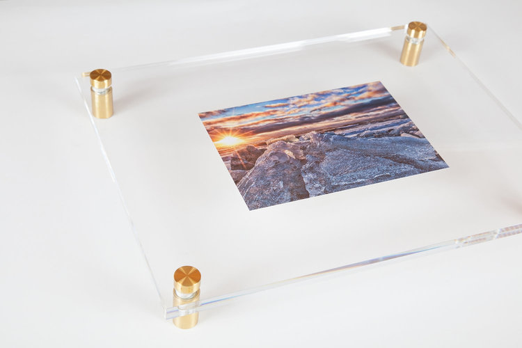 Acrylic Float Frames — Quality Photo Prints   Photo Gifts   Home ...