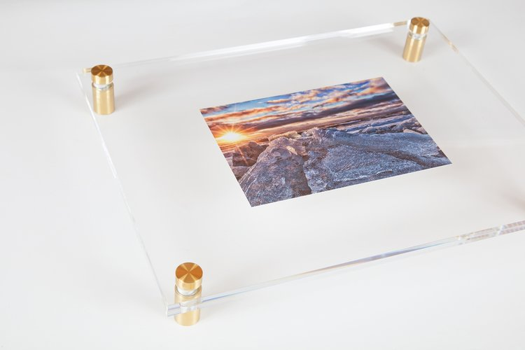 Introducing Acrylic Float Frames — UnitPrints Professional Photo ...