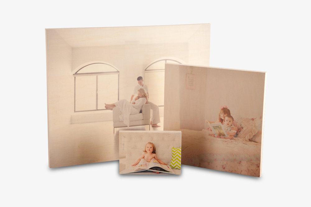 Direct To Wood Photo Print