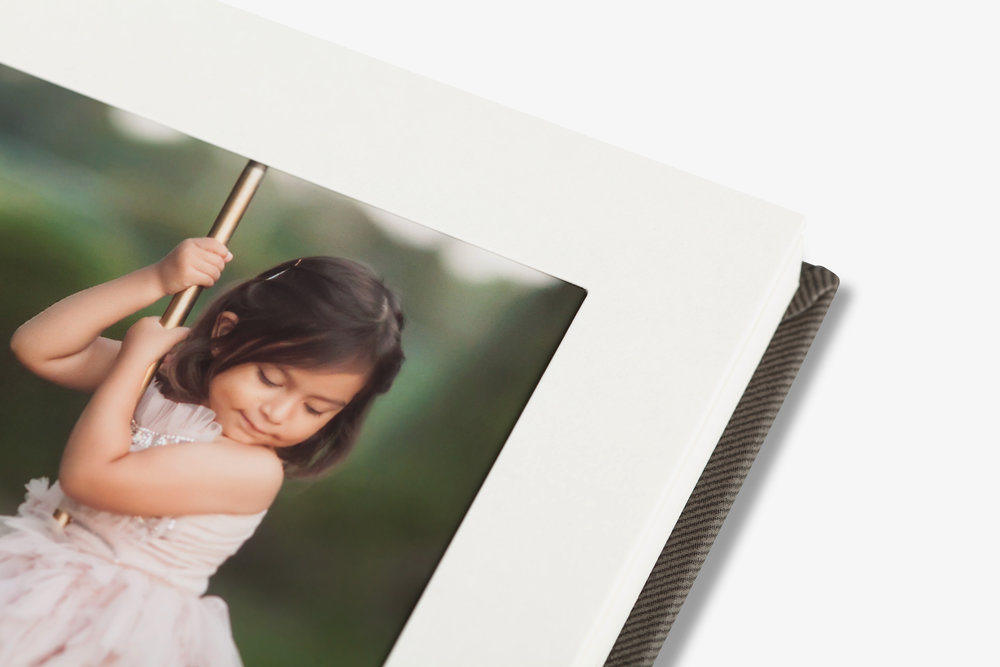 Photographer Slip-in Photo Album