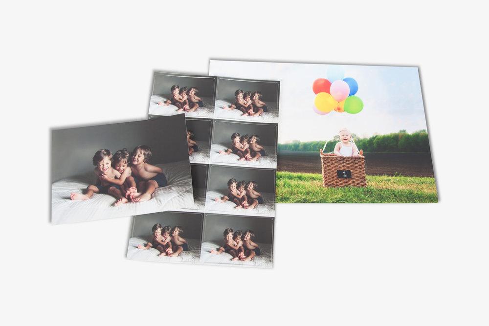 Fuji Professional Deep Matte Photo Prints
