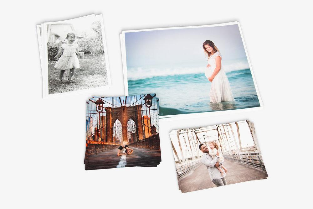 Fuji Pro Prints -