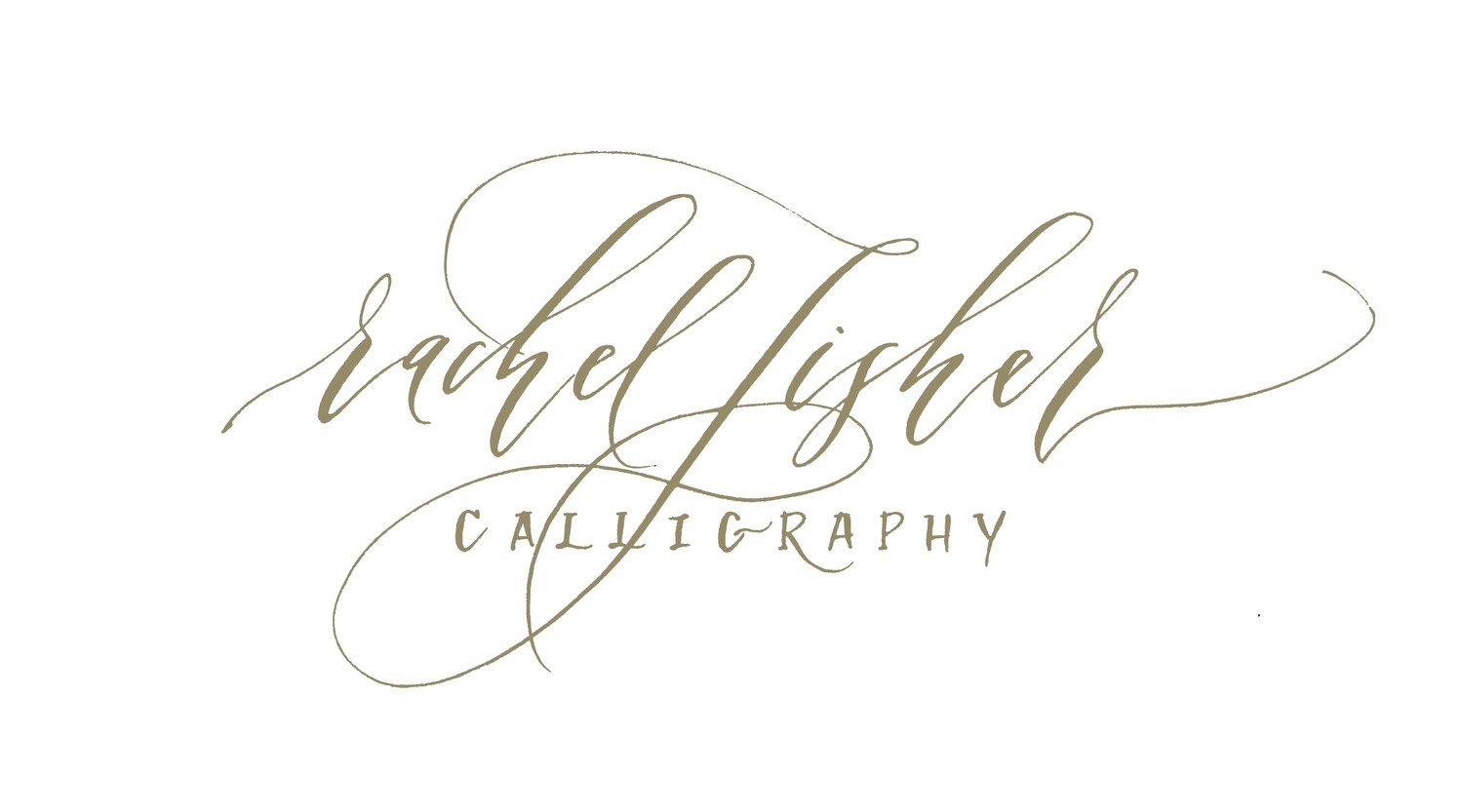 Rachel Fisher Calligraphy