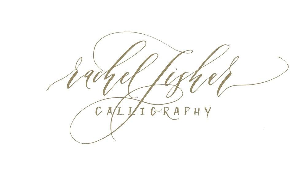 Rachel Fisher Calligraphy