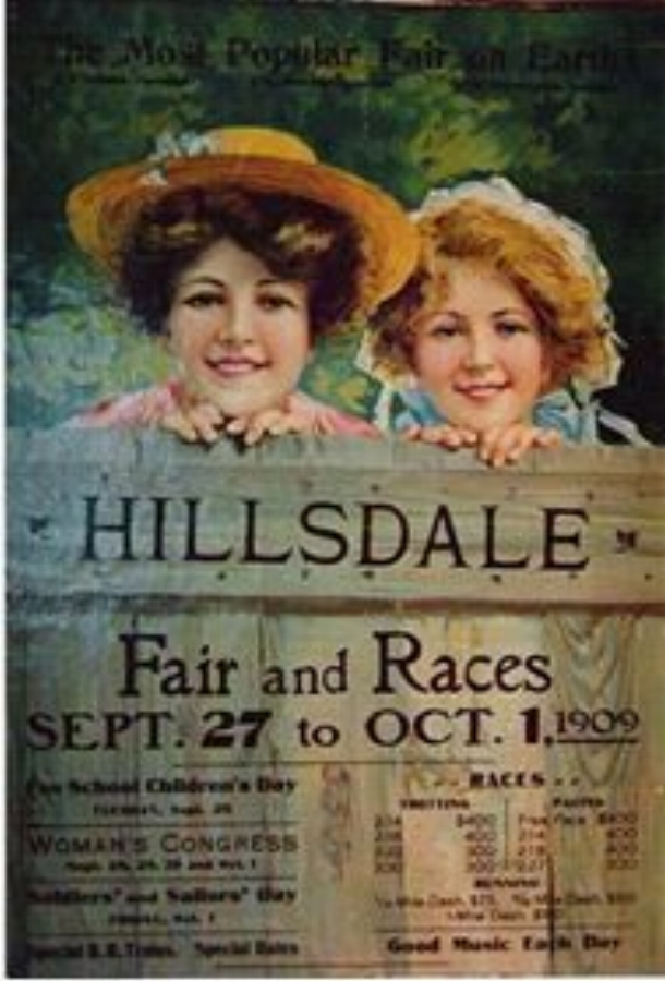 Hillsdale Co Fair Girls 1909.jpg