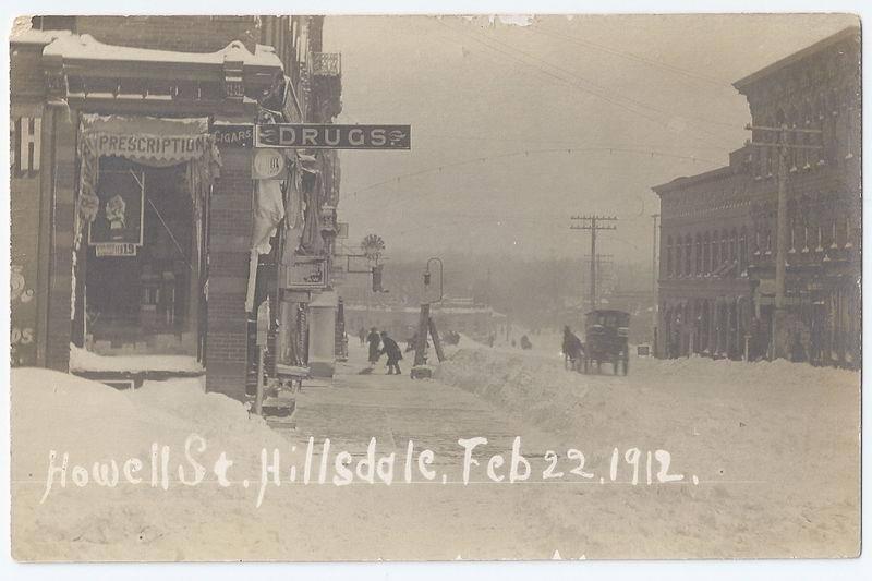 Howell St February 12 1912