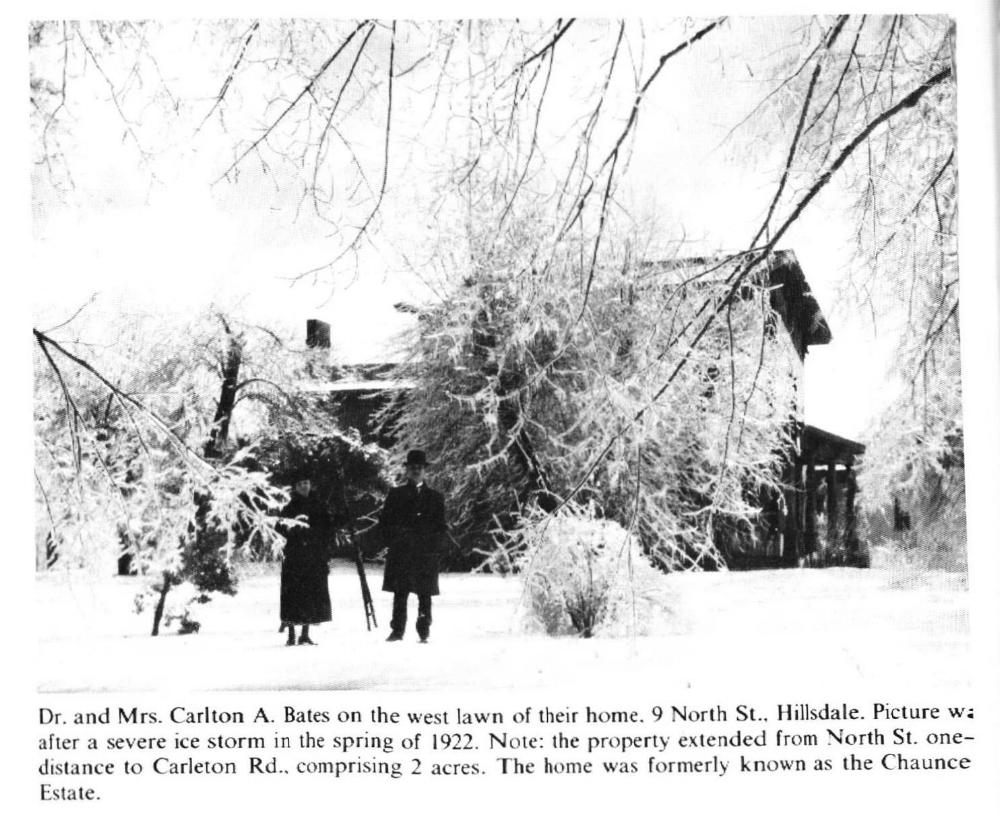 Ice Storm 1922
