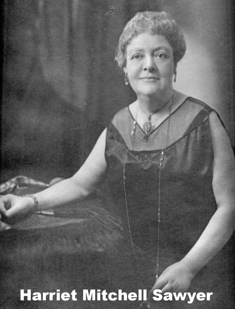 Harriet Mitchell Sawyer