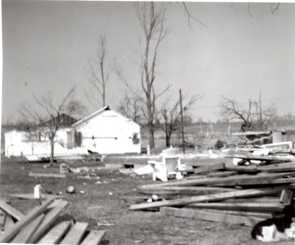 Palm Sunday Tornado April 11 1965