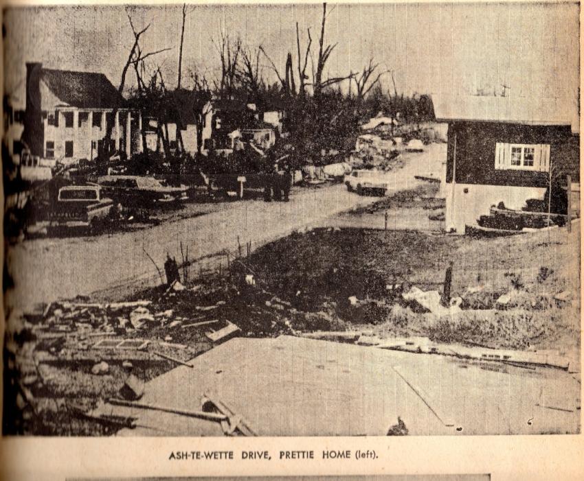 Hillsdale Daily News Special Tornado Edition