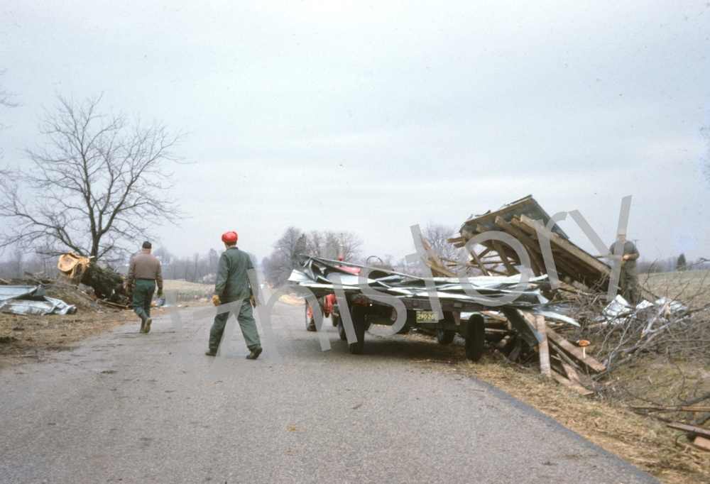 Palm Sunday Tornado Cleanup