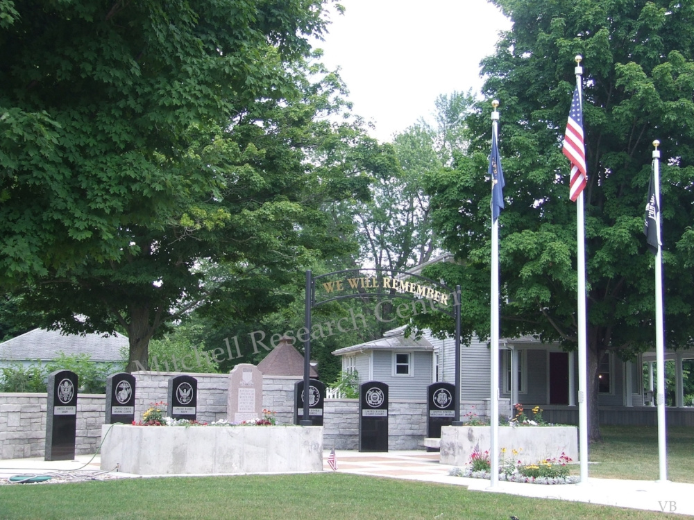 City of Litchfield Riblit Park Memorial