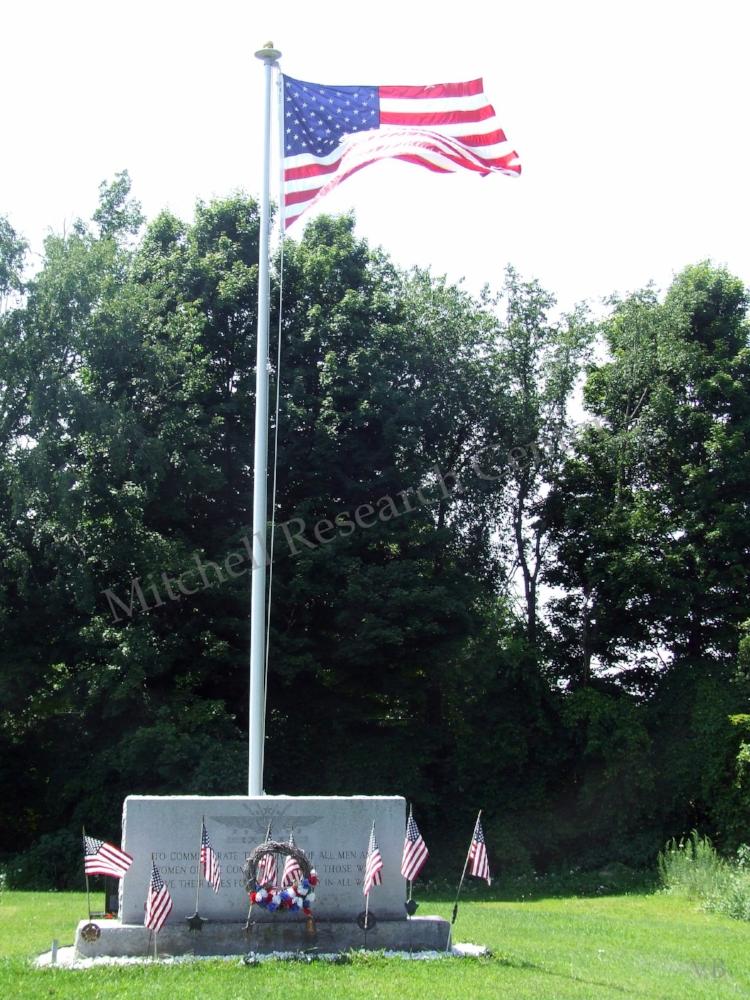 Frontier Cemetery War Memorial