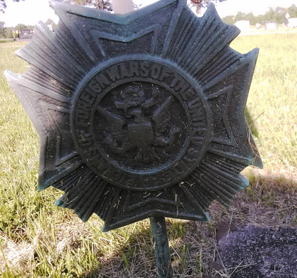 Foreign War Marker lz1.JPG