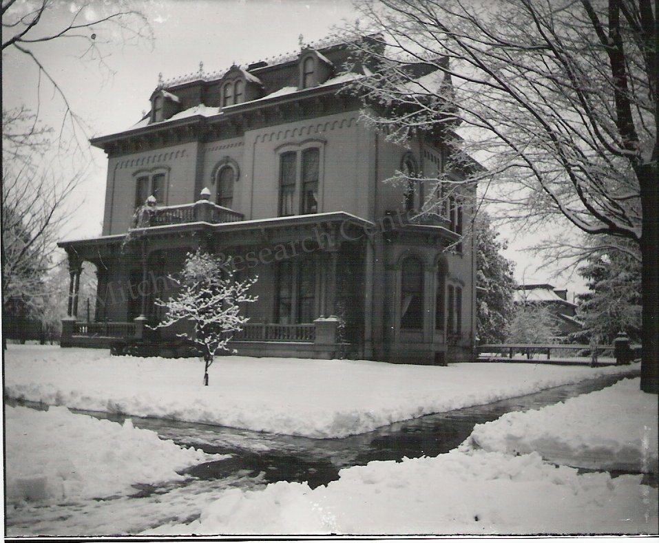 Winter At The Mitchell