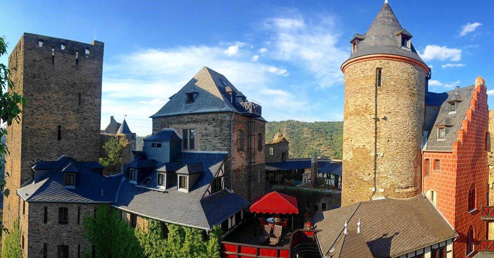 Germany Castle Hotel Carpe Mundo