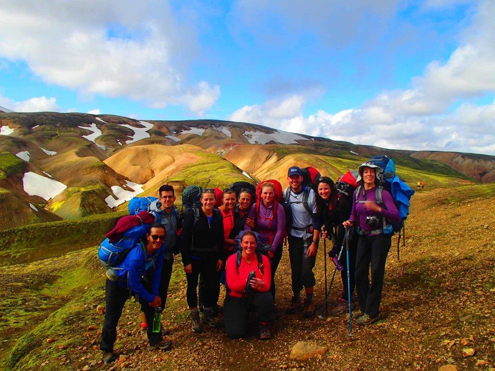 Laugavegur Hike Group.JPG