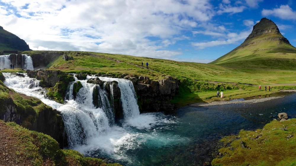 Visit Iceland's famous Golden Circle and the Snæfellsnes Peninsula on this tour. The Snæfellsnes Peninsula has some of Iceland's most charming towns and incredible scenery- you will surely fall in love with the area! Learn More →