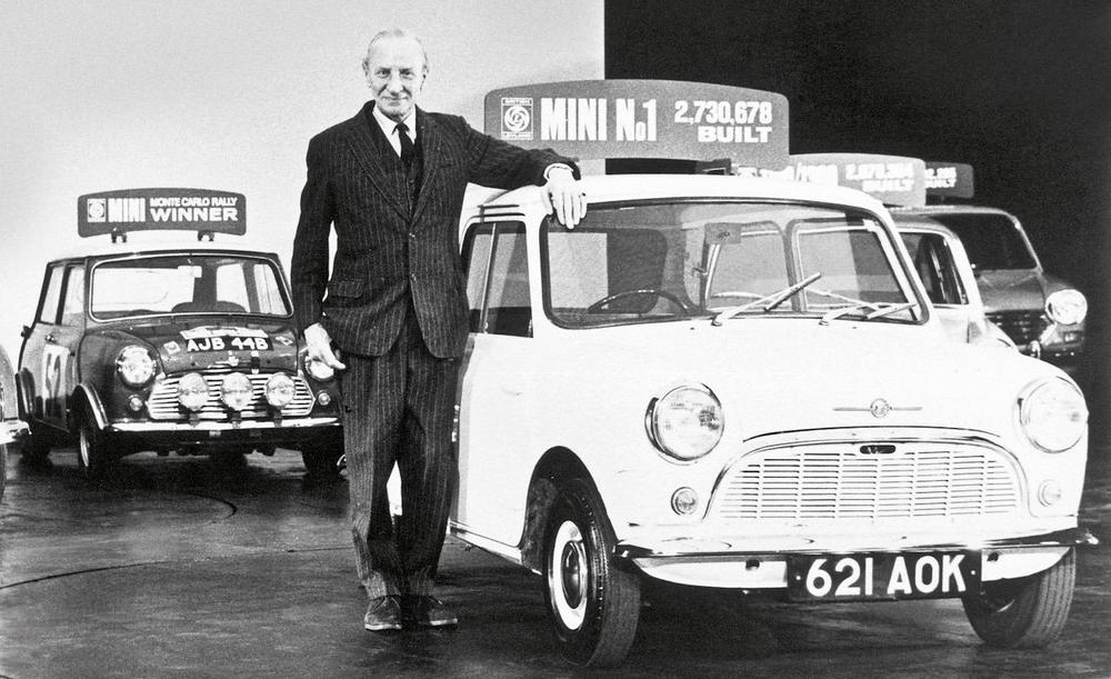 classic mini creator sir alex issgonis