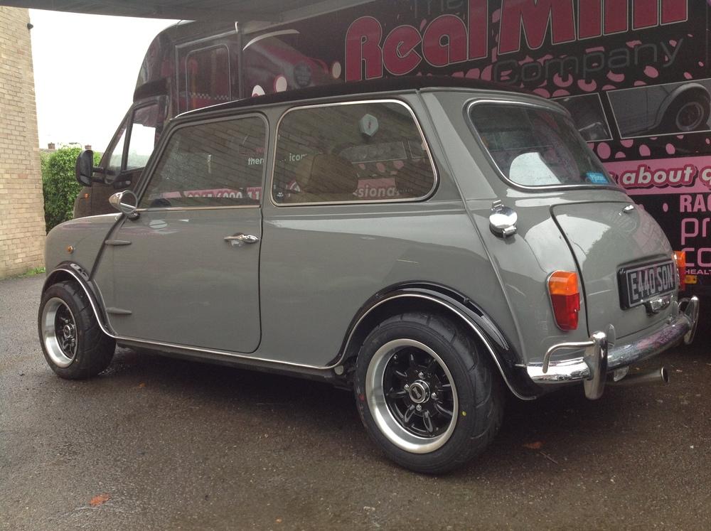 Mini Mayfair Converted to Mini Mk1