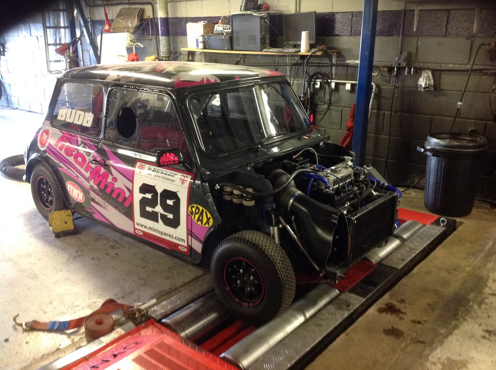 The Real MIni Company Race Car