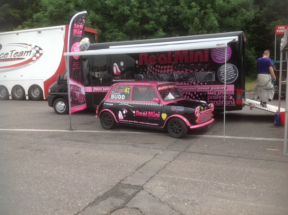 The Real MIni Company Race Car & Lorry