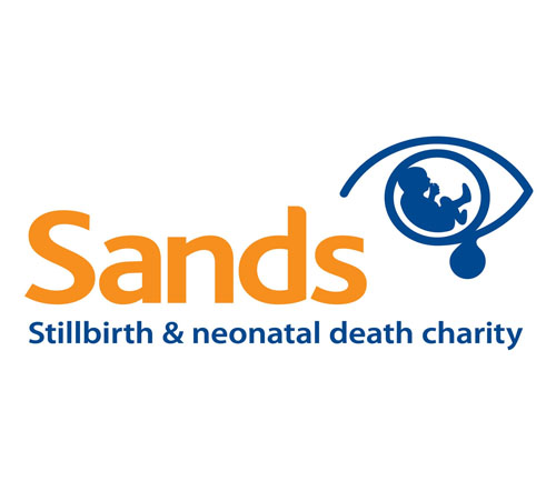 sands charity logo