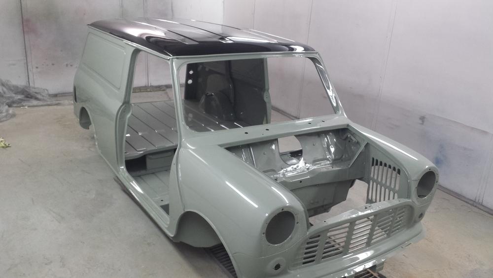 TRMC_Classic_Mini_Van_Chassis