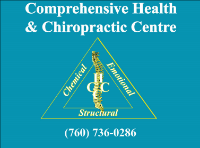 BBN North County San Diego Member - Comprehensive Health & Chiropractic Centre