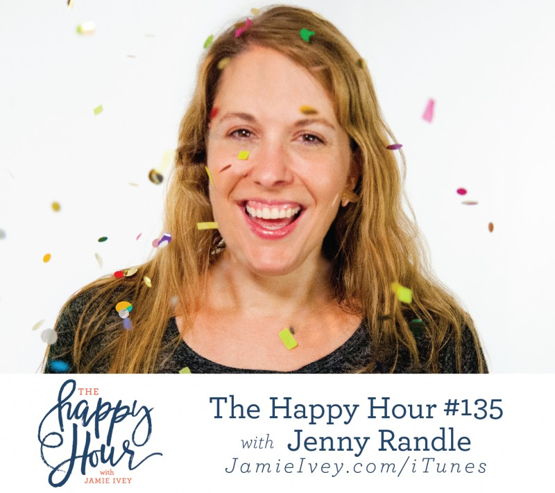 Graphic© The Happy Hour with Jamie Ivey