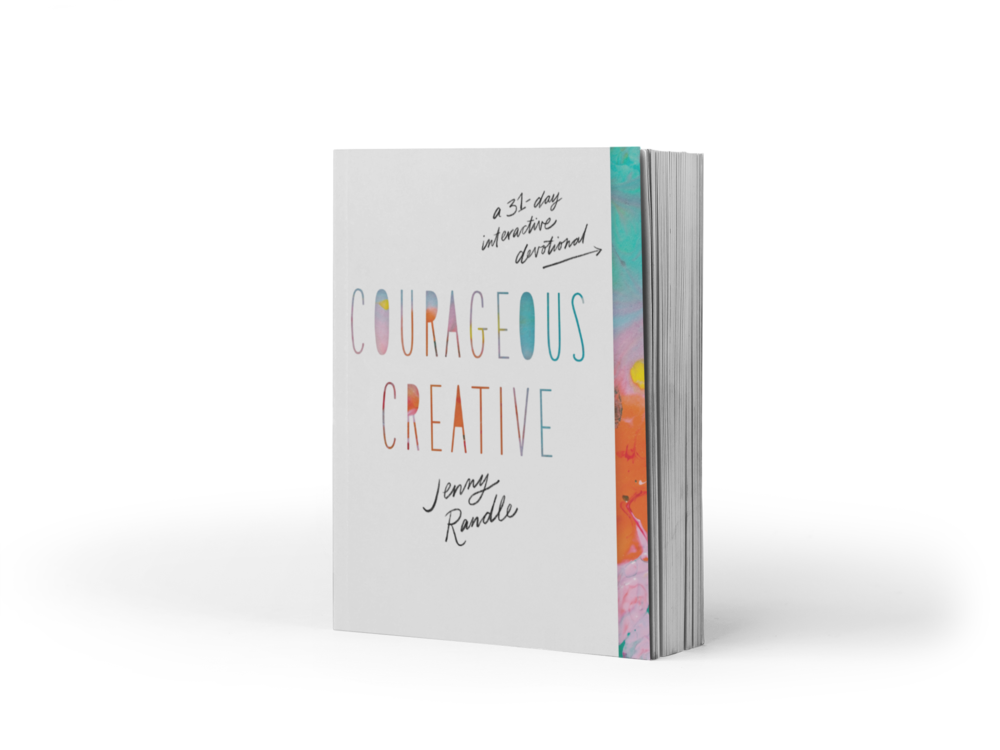 BUY COURAGEOUS CREATIVE TODAY